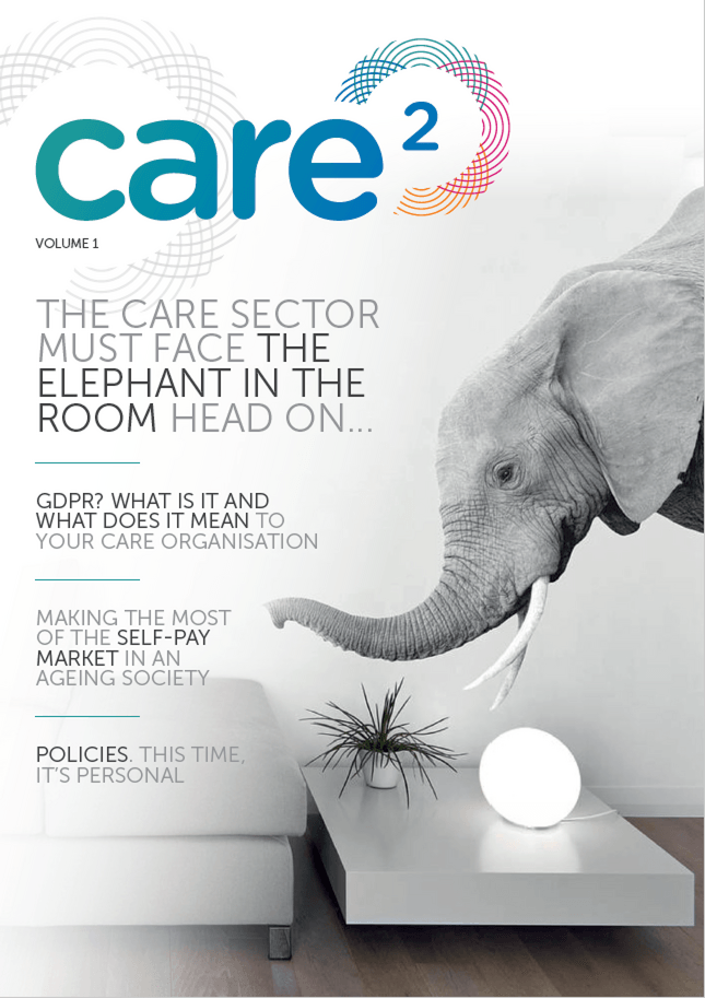 Care² Magazine, Volume 1 - Spring 2018