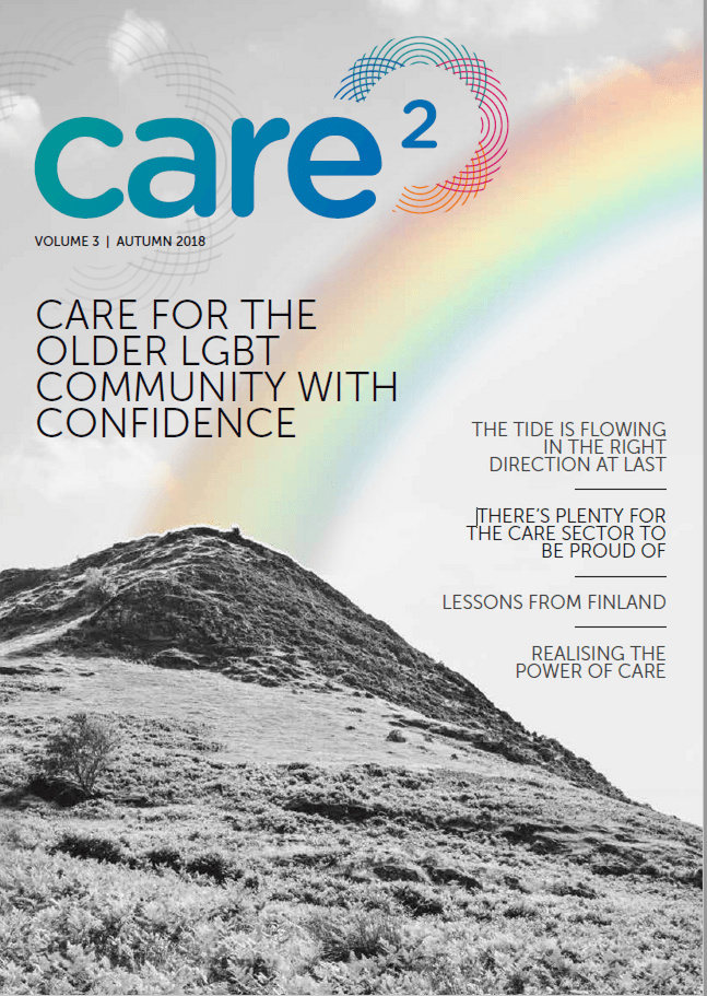 Care² Magazine, Volume 3 - Autumn 2018