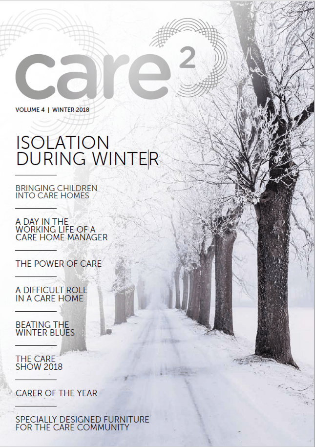 Care² Magazine, Volume 4 - Winter 2018